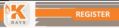 KDays 2016 Register Now